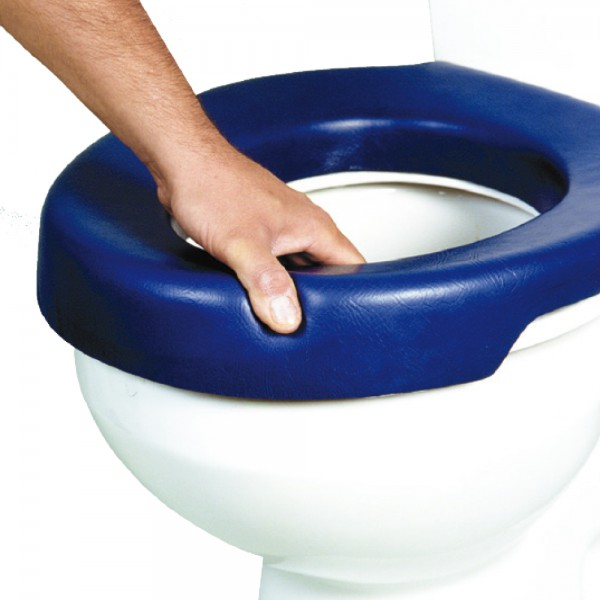 CareLine Conti Toilettensitzerhöhung, extra weich