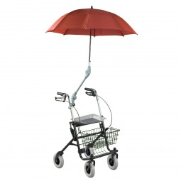 Rolko Rollatorschirm   Rollstuhlschirm PROTEKTOR