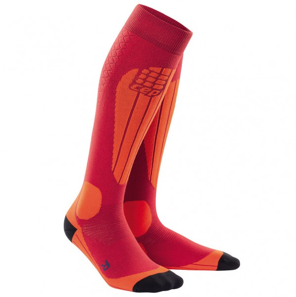 CEP pro+ ski thermo socks for women