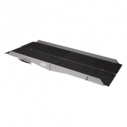 Mobilex 2-fach faltbare DF Rampe 180 cm