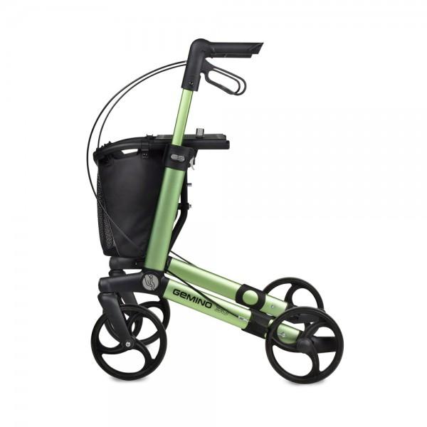 Handicare Gemino 30 Apple Green Leichtgewichtrollator