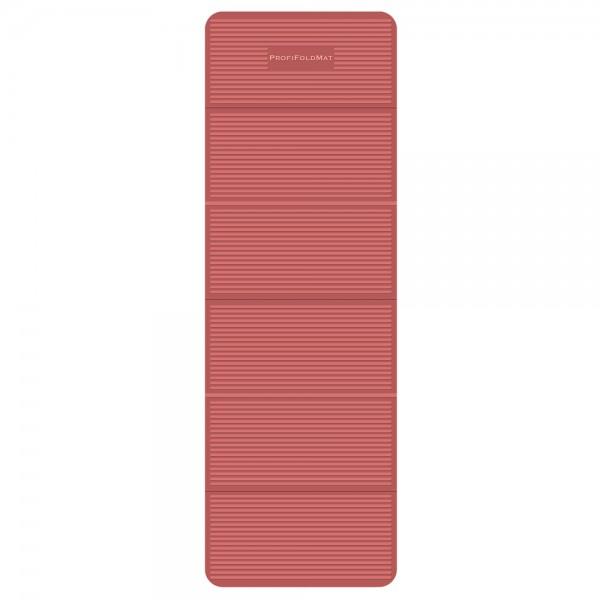 ProfiFoldMat Faltbare Gymnastikmatte 180 cm