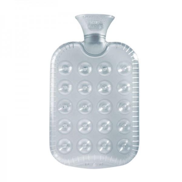 Fashy Wärmflasche Waben glasklar