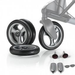 Topro Upgrade Paket für Topro Troja auf Troja 2G - PUR Räder