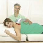 Medisana Intensiv-Massagegerät mit Infrarot ITM