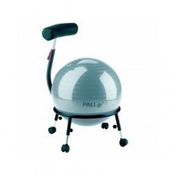 Sitzball-Stuhl Pallone 2 - mit Rollen