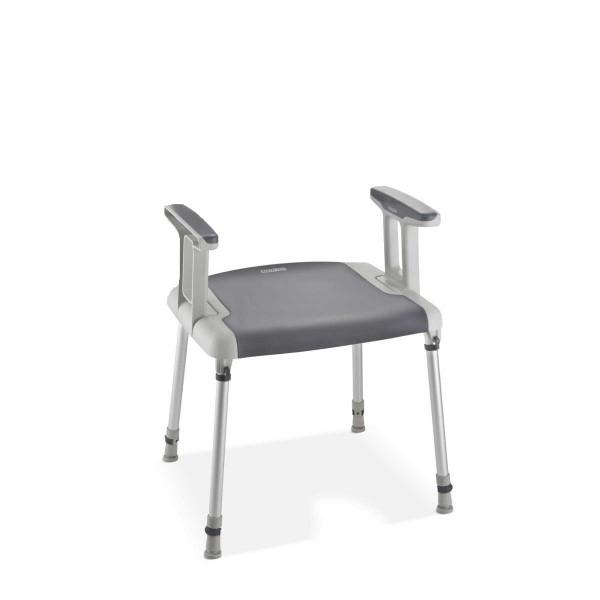 Aquatec® Sorrento Duschhocker mit Armlehnen