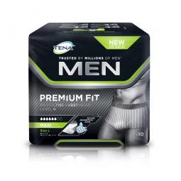 TENA Men Premium Fit Protective Underwear Gr. L (1x10 Stk.)
