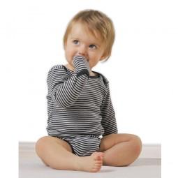 Medima ANTISEPTkids Baby-Body Langarm