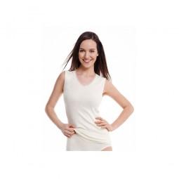 Medima Damen Unterhemd 40% Angora
