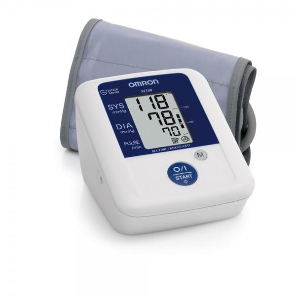 Omron M300 Oberarm Blutdruckmessgerät