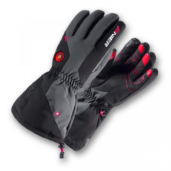 Zanier AVIATOR.GTX Beheizbare Handschuhe unisex