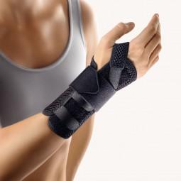 Bort ManuStabil® kurz Bandage Handgelenk, schwarz