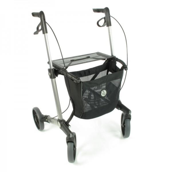 Handicare Gemino 30 S Titanium Leichtgewichtrollator