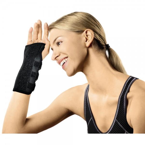 Sporlastic Manu-Hit Carpal schwarz Karpaltunnelsyndrom-Bandage