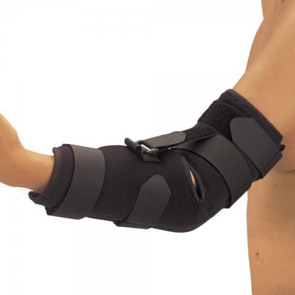 Bort KubiFX Ellenbogen-Orthese, schwarz