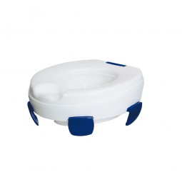 CareLine Toilettensitzerhöhung Clipper Standard ohne Deckel