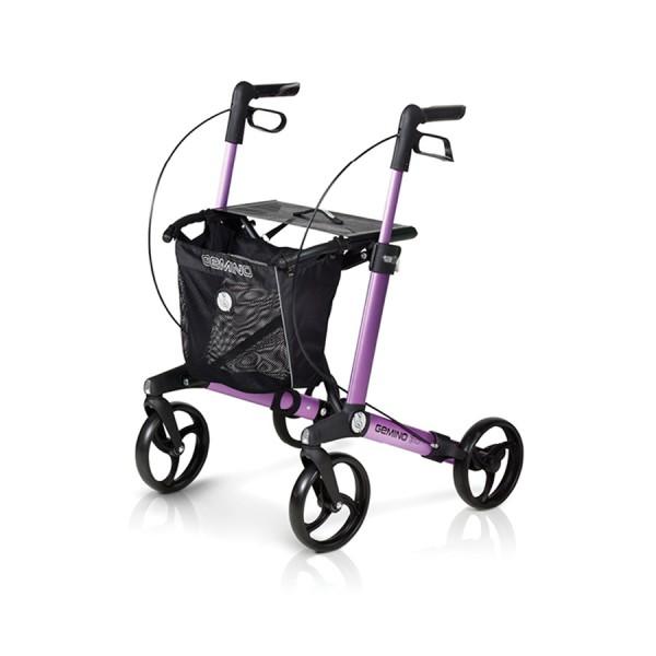 Handicare Gemino 30 S pink Leichtgewichtrollator