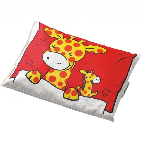 "Herbalind Kirschkernkissen Kinder ""Giraffe"""