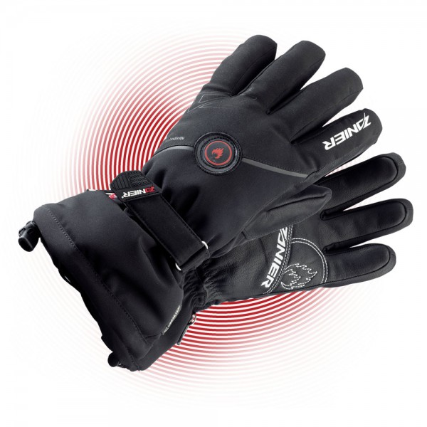 Zanier HEAT.GTX 2.0 Beheizbare Handschuhe Damen - USB-Funktion