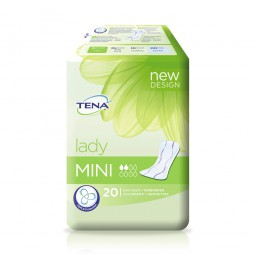 TENA Lady Mini New Design (1x20 Stk.)