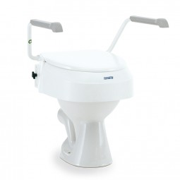 Aquatec 900 Toilettensitzerhöhung mit Armlehnen