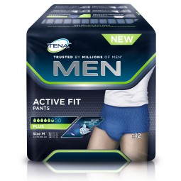 TENA Men Active Fit Pants Plus M (1x12 Stück)