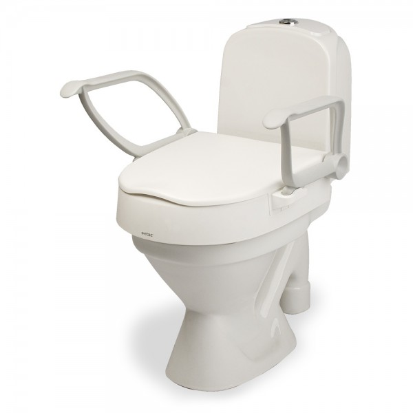 Etac Cloo Toilettensitzerhöhung mit Armlehnen