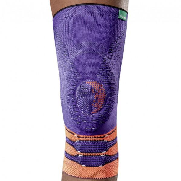 JuzoFlex Genu Xtra STYLE purple lightning Kniebandage