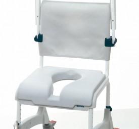Aquatec Ocean Softsitz mit schlüsselförmigem Ausschnitt