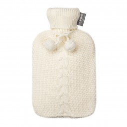 Fashy Wärmflasche mit Strickbezug 6700