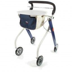 Trust Care Indoor Rollator Let's Go blau weiß