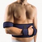 Bort OmoXpress Schulter-Arm-Bandage, blau