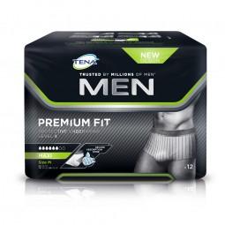 TENA Men Premium Fit Protective Underwear Gr. M (1x12 Stk.)