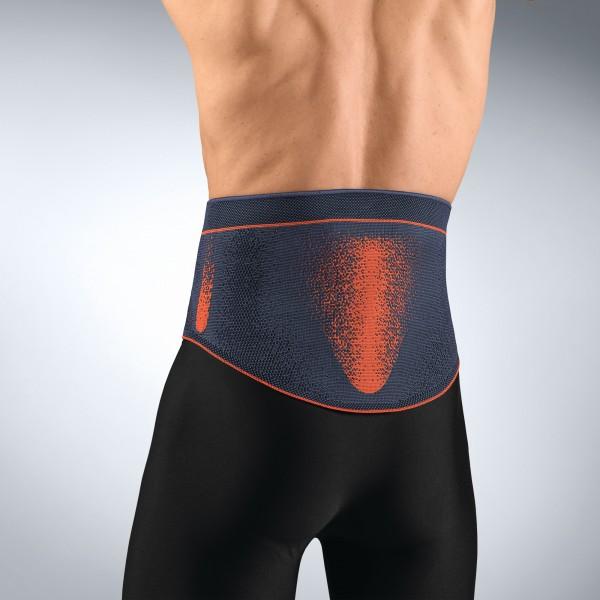 Sporlastic Vertebradyn Supreme Senso Rückenbandage orangeblue