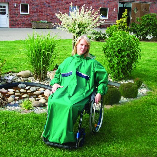 Rollstuhl Regencape Multifunktional mit Armen für Erwachsene