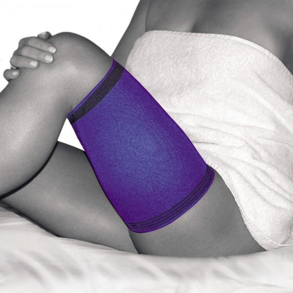 Bort Active Color Oberschenkelstütze, blau