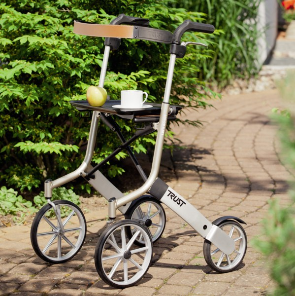 Trust Care Tablett für Rollator Let's Go Out