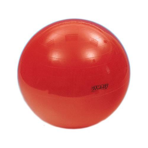 Gymnic Gymnastikball, 55 cm Ø rot
