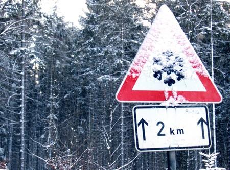 Mobilitätshilfen im Winter