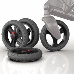 Topro Troja 2G Off-Road-Räder PUR mit IBS, 1 Satz