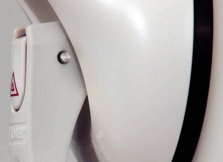 Roth MOBELI Winkelverstellbarer Handlauf Basis Teleskopgriff