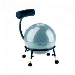 Sitzball-Stuhl Pallone 1 für Kinder - mit Rollen