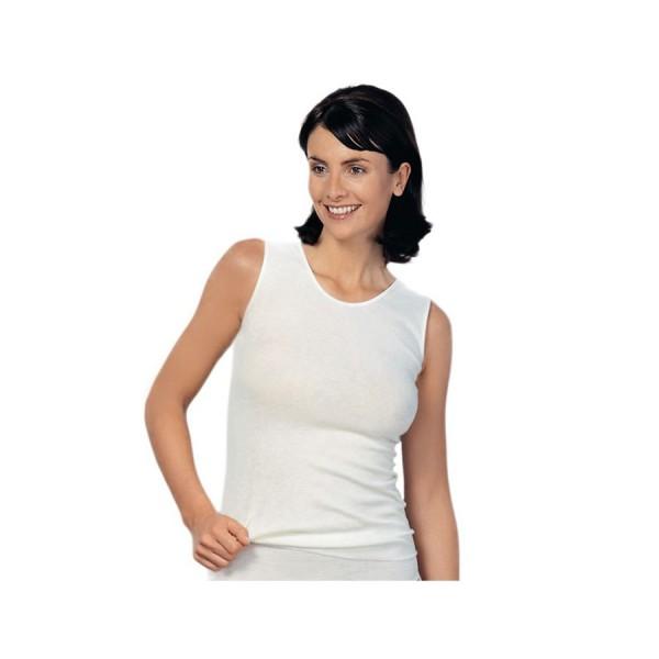 Medima Damen Unterhemd 20% Angora