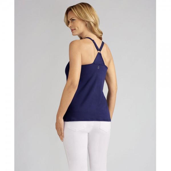 Amoena Back Ring Top navy