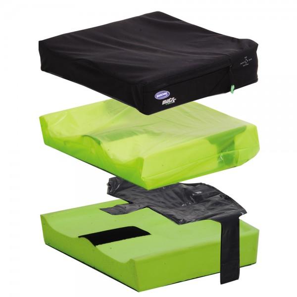 Invacare® Matrx® Libra Anti-Dekutivus Rollstuhlkissen