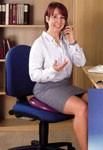 Krank durch Büroarbeit