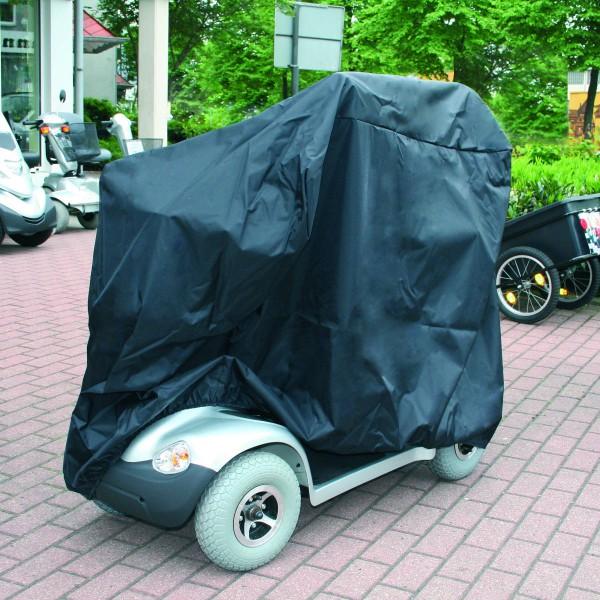Orgaterm Schutzgarage für Rollstühle