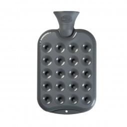 Fashy Wärmflasche Waben 1,2L anthrazit 642521