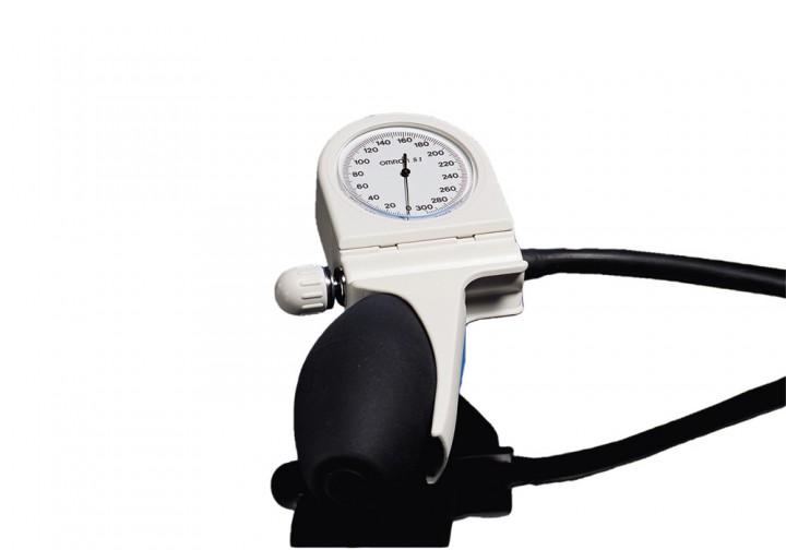 Omron S1 Stethoskop Oberarm Blutdruckmessgerät
